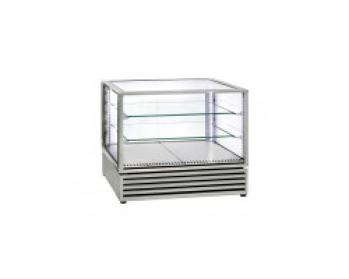 Горизонтальная барная витрина Roller Grill витрина холодильная серии CD 800 INOX