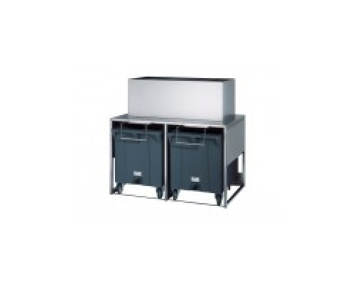 Бункер для льдогенератора Brema DoubleRollerBin100 для серии Мuster 800