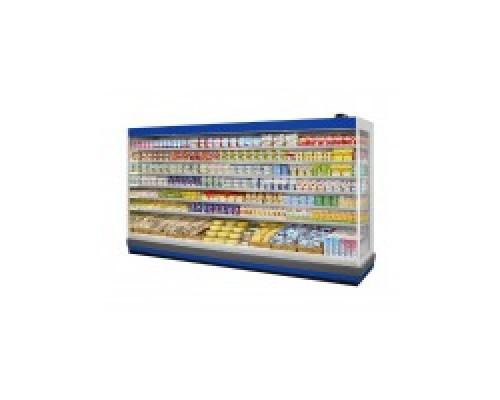 Горка холодильная Costan MEDITERRANEO H22 N 250 белый