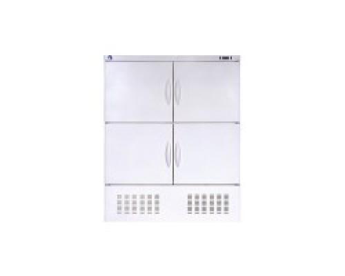 Комбинированный холодильный шкаф Марихолодмаш ШХК-800, 4 глух. двери, статика