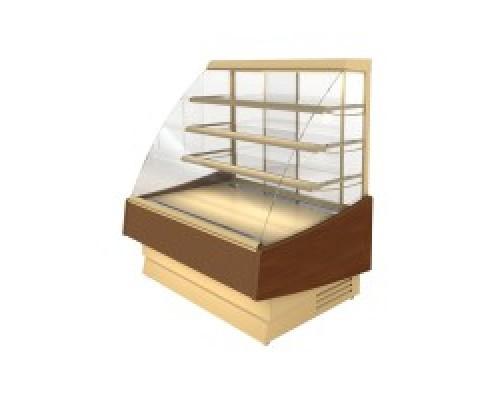Кондитерская холодильная витрина Cryspi ВПВ 0,30-1,54