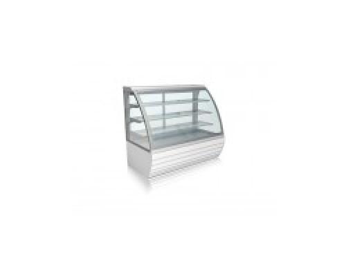 Кондитерская холодильная витрина JBG-2 RDE-0,9-01 RAL 9003