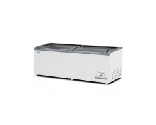 Ларь-бонета EQTA ЛВН 2100  СП без бампера, RAL 9016