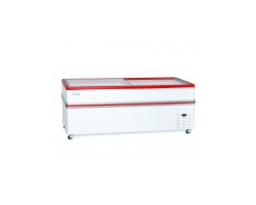 Ларь-бонета Снеж Bonvini BF 2500 L красный