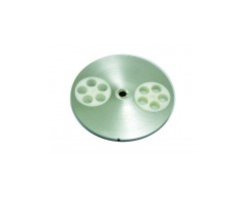 Котлетный аппарат Mainca Формующая плита 2PA05  для ручных котлетных аппаратов серии MH