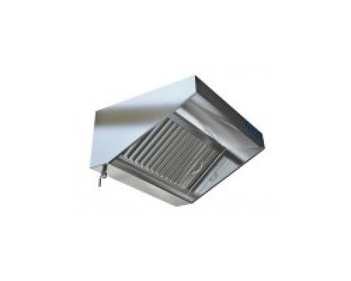 Пристенный вытяжной зонт Техно-ТТ МВО-1,0МСВ-1,0П