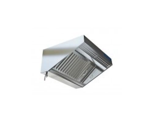 Пристенный вытяжной зонт Техно-ТТ МВО-1,2МС-0,8П