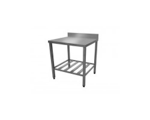 Разборный нейтральный стол EKSI EKSI СТр-1200х600х860 Б с бортом