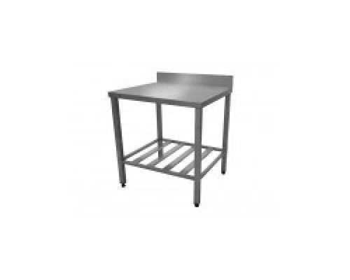 Разборный нейтральный стол EKSI СТр-1000х600х860