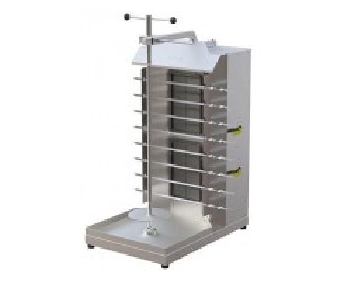 Газовый аппарат для шаурмы Atesy Шаурма-2 М