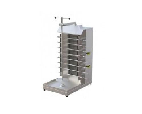Газовый аппарат для шаурмы Atesy Шаурма-2 М-Э