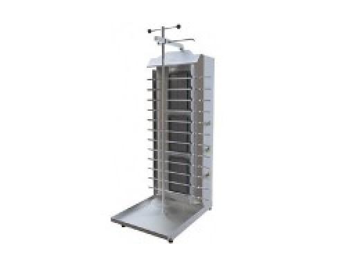 Газовый аппарат для шаурмы Atesy Шаурма-3 М