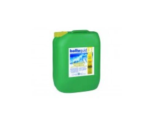 Жидкое моющее средство для автоматического дозирования Hollu Средство для умягчения воды Holluquid 3 UZ 30кг