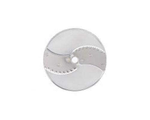 Аксессуар Robot Coupe диск-слайсер 27070 5мм для нарезки волнистых ломтиков для R502, CL50/50Ultra/52/55/60