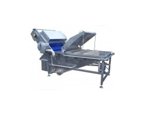 Щеточная овощемоечная машина Uni-Masz MSG 600/3