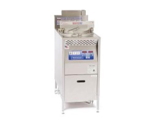 Электрическая напольная фритюрница Broaster 1800EXP