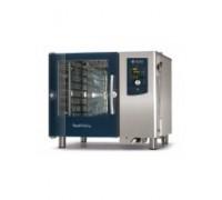 Электрический пароконвектомат Houno K 1.06 в комплекте с душем, щупом и CombiWash