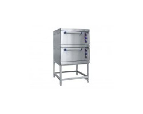 Электрический жарочный шкаф Abat ШЖЭ-2. 2-х секционный