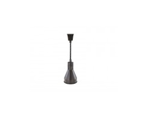Лампа подогрева EKSI подвесная EKSI  EL-500-R Black