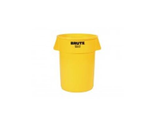 Бак для отходов Rubbermaid FG264300YEL
