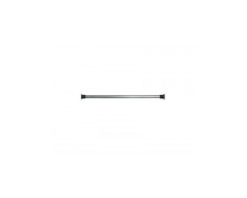 Калитка/стойка ограждения РостЕвроСтрой ГП 25/1000 Х Горизонтальная перемычка d25 мм, длина 1000 мм