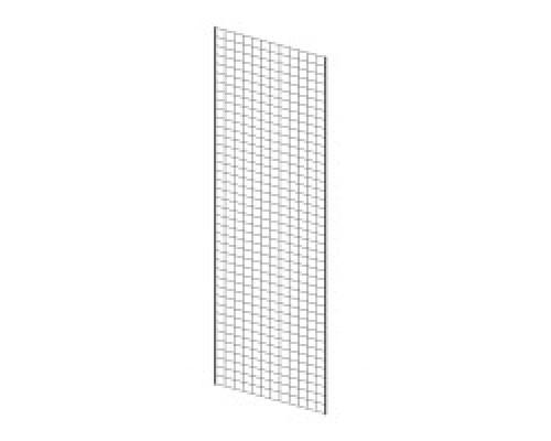 Стойка/стенд/сетка из металлической сетки Гефест Сетка 2000х600 с двойной окантовкой