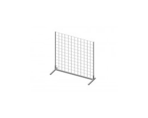 Стойка/стенд/сетка из металлической сетки Гефест Стенд настольный с сеткой 600х600 мм