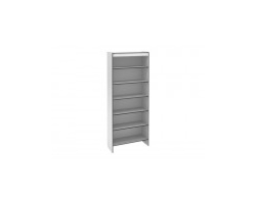 Торговая витрина Cryspi ST SH  серый