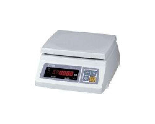 Весы для простого взвешивания CAS SWII-10