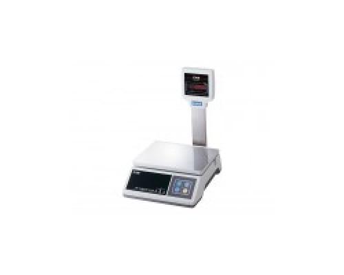 Весы для простого взвешивания CAS SWII-10-P